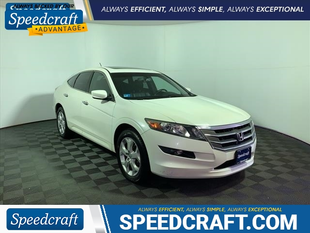 Honda Accord Awd >> Pre Owned 2010 Honda Accord Crosstour Ex L Awd